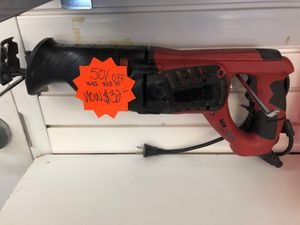 SKIL Reciprocating Saw for Sale in Chicago, IL