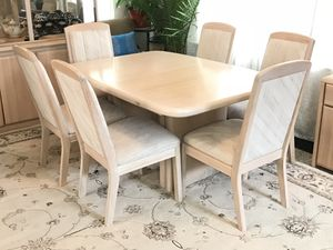 Table and chair dining room set for Sale in Cuyahoga Falls, OH