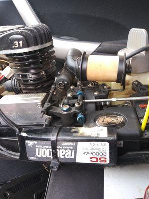 Losi Dynamite .31 2 stroke motor runs great for Sale in Luray, VA