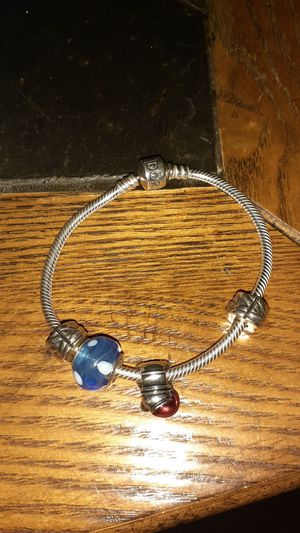 Pandora wit with charms is what I'm selling for Sale in Hartford, CT
