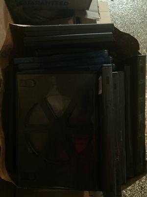 Empty DVD cases for Sale in Atlanta, GA
