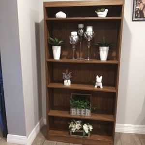 BOOKSHELVES 72H 36W 12D for Sale in Phoenix, AZ