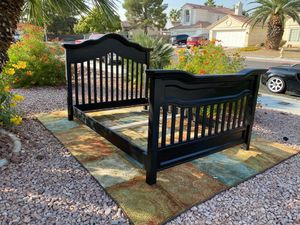 !!! BEAUTIFUL BED FRAME FULL !!!!! (Delivery available) for Sale in Las Vegas, NV