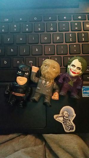 Rare Batman mini figures for Sale in Mason City, IA