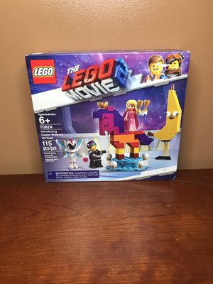 LEGO The LEGO Movie 2 Queen Watevra Build N Play Kit for Sale in Parsonsburg, MD