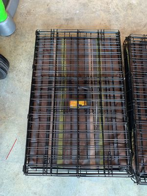 Dog crates for Sale in Suffolk, VA