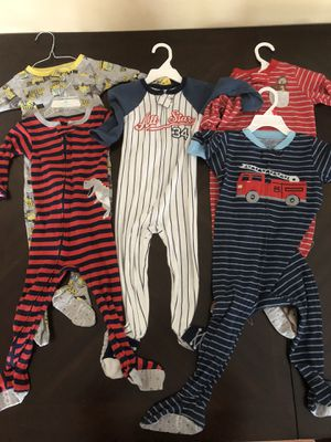Boys 24 month pajamas bundle for Sale in Knightdale, NC