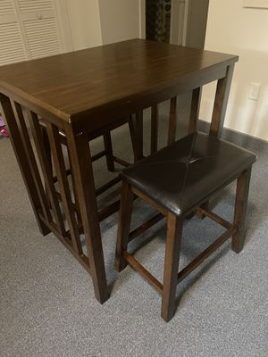 Breakfast table for two for Sale in North Andover, MA