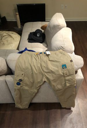 Adidas Human race Pharrell Williams cargo pants size 2xl for Sale in Fort Worth, TX
