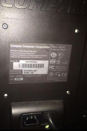COMPAQ COMPUTER MONITER for Sale in Hartford, CT