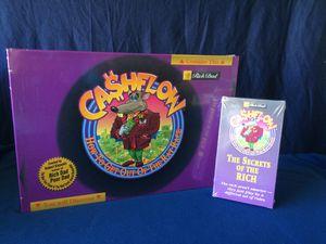 """CASHFLOW"" Board Game by ROBERT KIYASAKI for Sale in Riverside, CA"