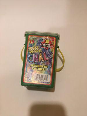 Sidewalk chalk kit for Sale in Richmond, VA