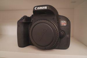 Canon EOS Rebel T7i DSLR for Sale in Hayward, CA