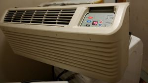 P-tac unit indoor heat and AC works great for Sale in Yorktown, VA