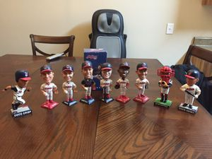 Original Cleveland Indians Bobbleheads-NEW PRICE for Sale in Marengo, OH