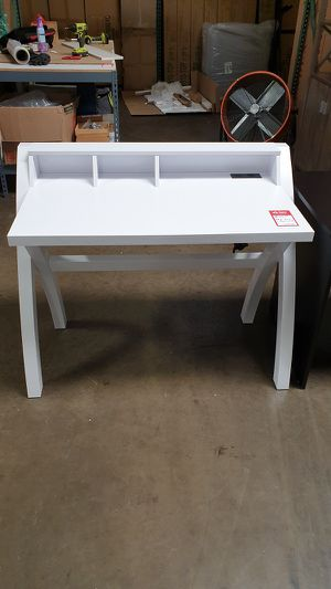 JUST ARRIVED, NEW STUDENT DESK WHITE, SKU#151071 for Sale in Westminster, CA