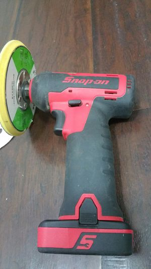 Snap On 14.4v Micro Lithium Cordless Polish/Prep Tool (with 1 battery ) for Sale in Garden Grove, CA