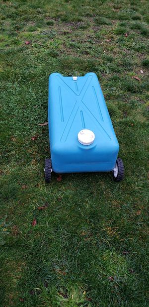Portable 22 gallon grey water tank for Sale in Bothell, WA