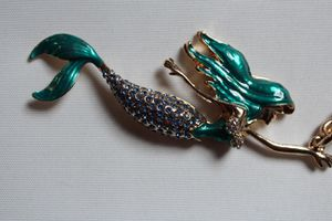 Mermaid Keychain for Sale in Silver Spring, MD