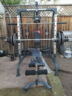 Iron grip strength gym for Sale in Santa Ana, CA