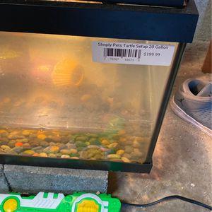 20 Gallon Tank for Sale in Portsmouth, VA