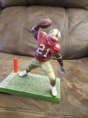 Sf 49ers frank gore collectable statue for Sale in Downey, CA