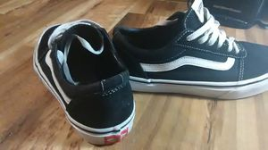 Vans size youth 5 like new for Sale in DeFuniak Springs, FL