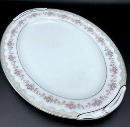 Moritake China Japan Glen wood Oval Serving Platter Vintage for Sale in Vancouver,  WA