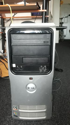 Monitor with windows xp for Sale in Bradenton, FL