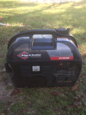 Briggs generator for Sale in Crystal River, FL