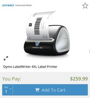 Dymo LabelWriter 4XL Label Printer for Sale in Nashville, TN