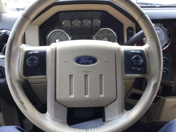 2009 Ford Super Duty F-350 DRW