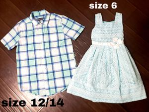 Brother and sister matching outfits for Sale in Monrovia, CA