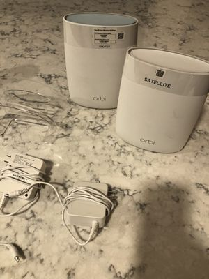 Orbi WiFi network router for Sale in Medina, OH