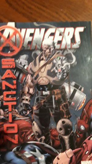 AVENGERS SANCTION MARVEL Comic book. for Sale in New York, NY