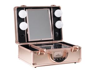 SLAYCASE® VANITY TRAVEL CASE IN BLING for Sale in San Diego, CA