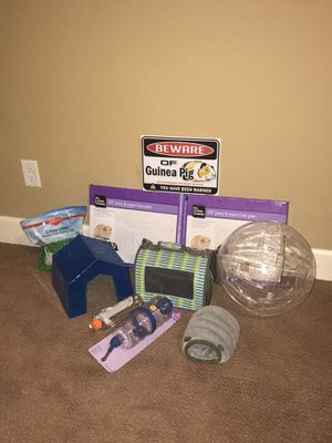 Guinea pig cage and supplies for Sale in Battle Ground, WA