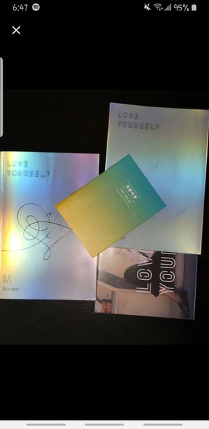 BTS ALBUM- LY - ANSWER - E Vers for Sale in Glendale, CA