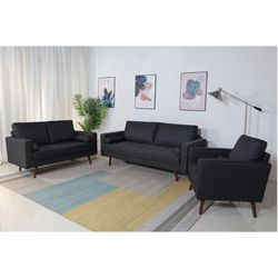 3PC Tufted Living Room Set for Sale in Monterey Park,  CA