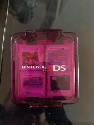 Nintendo 3DS Games (Bundle) for Sale in Salt Lake City, UT