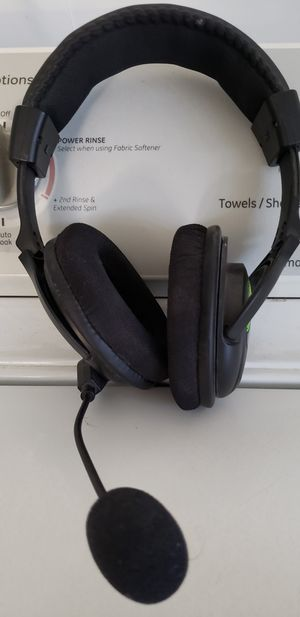 Turtle beach x12 gaming headset for Sale in Antioch, CA