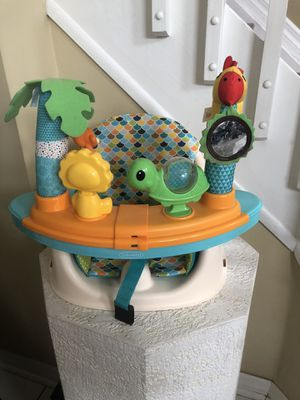 Infantino booster. Good condition for Sale in Miramar, FL