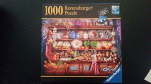 1,000 Piece Ravensburger Puzzle for Sale in La Mesa, CA