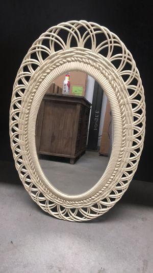 Oval mirror for Sale in Stockton, CA