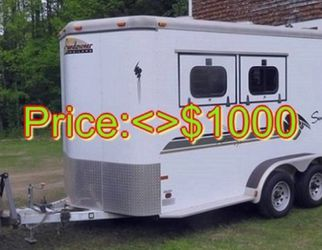 Best Opportunity for you By the 2 Horse Trailer $1000 for Sale in Columbus,  OH
