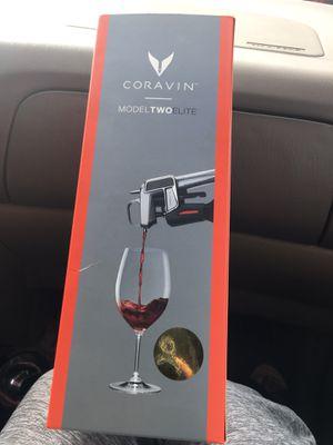 Coravin Model Two Elite Pro for Sale in Seattle, WA
