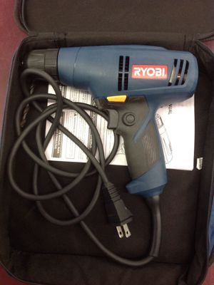 """Ryobi 3/8"""" corded power drill - like new -PRICE IS FIRM for Sale in Columbus, OH"""