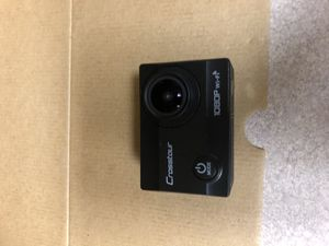 """Crosstour Action Camera 1080P Full HD Wi-Fi 12MP Waterproof Cam 2"""" LCD 30m Underwater 170°Wide-Angle Sports Camera with 2 Rechargeable 1050mAh Batter for Sale in Winter Park, FL"""