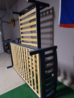 Twin bed / bunk beds. With mattress for Sale in Lemoore, CA