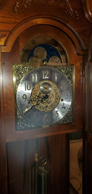 Howard Miller Grandfather Clock for Sale in Greenville, SC